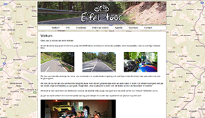 Webdesign - Eifel-tour