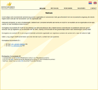 Webdesign - Koningsbos Accountants